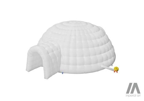 namiot typu igloo